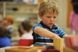 Montessori nursery and daycare in Cookham, Berks